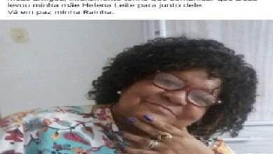 Photo of Radialista Helena Leite morre aos 67 anos de idade