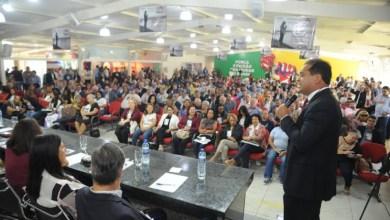 Foto de Weverton é reeleito para a Executiva Nacional do PDT