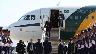 Foto de Bolsonaro já gastou quase R$13 milhões com viagens ao exterior