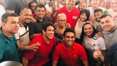 Foto de Flávio Dino inaugura Restaurante Popular ao lado da vereadora Fátima Araújo