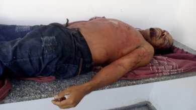 Foto de Homem é morto na zona rural de Bequimão-MA