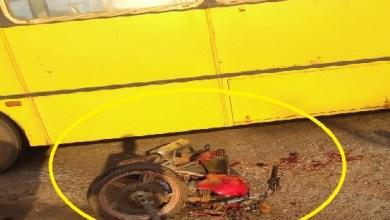 Foto de Acidente deixa ferido grave em Bequimão-MA
