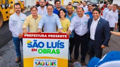 Photo of Asfalto caindo nos bairros de São Luís