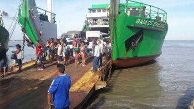 Photo of Novo terminal do Cujupe e velhos Ferry Boats