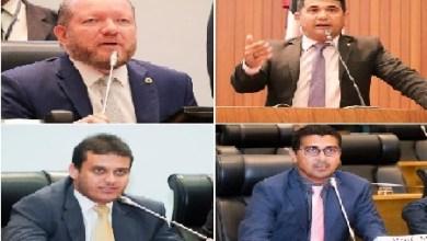 """Foto de Deputados destacam sucesso do """"Assembleia em Ação"""""""