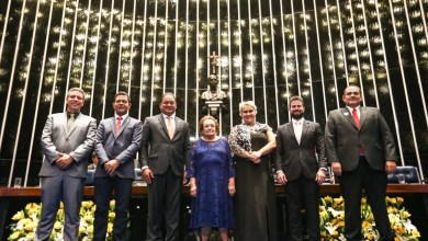 Photo of Senado homenageia professora Terezinha Rêgo