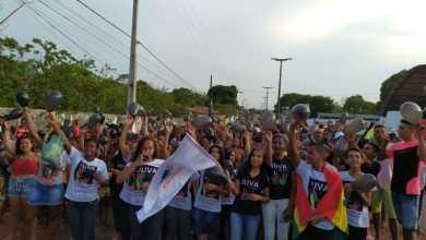 Foto de III Marcha Quilombola em Bequimão-MA