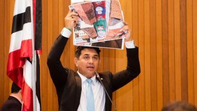 Foto de Deputado Welington denuncia possível fraude em licitação do Governo do Estado
