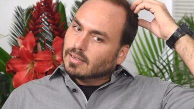 Foto de Deputado, ex-aliado de Bolsonaro, xinga Carluxo na rede social