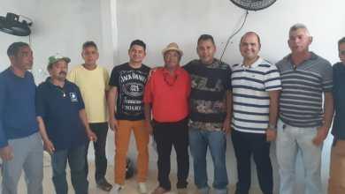 Foto de PT de Alcântara adere ao grupo político do prefeito Anderson Wilker