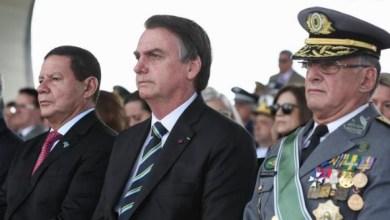Foto de Veja a nova tabela de salário dos militares brasileiros