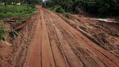 Foto de Prefeitura de Bequimão constrói ponte e bueira de concreto na zona rural