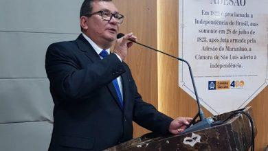 Foto de Vereador Ivaldo Rodrigues de volta a Câmara Municipal de São Luís