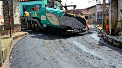 Photo of Prefeito Edivaldo avança na pavimentação de bairros de São Luís-MA