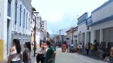 Foto de Rua Grande no Centro de São Luís-MA será bloqueada
