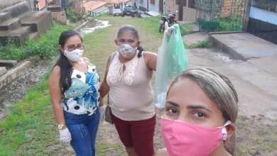 Photo of Prefeitura de Alcântara entrega máscaras e álcool em gel para mães e idosos