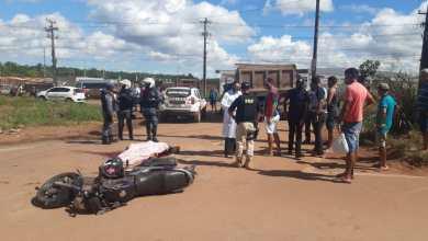 Photo of Motoqueiro morre em acidente na BR-135 na entrada do Maracanã