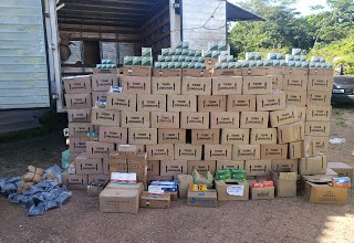 Foto de Polícia apreende 35 tabletes de maconha no Maranhão
