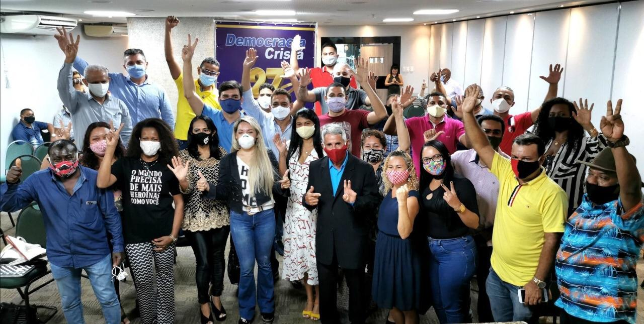 Partido Democracia Cristã oficializa apoio à Rubens Júnior – G7 MA ...