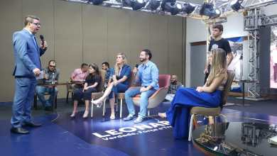 """Foto de Pré-candidato a prefeito de Pinheiro, Leonardo Sá é entrevistado na """"Live: Eu Sou"""""""