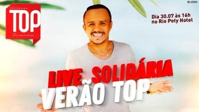 Foto de Live solidária 'Verão Top' acontece nesta quinta-feira (30)