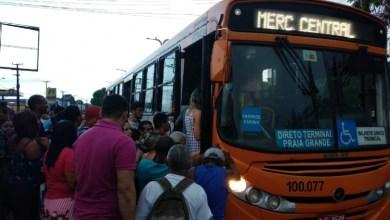 Foto de Alô MOB e SMTT: Distanciamento social com ônibus lotados só no Maranhão!