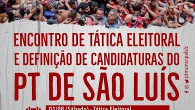 Foto de Petistas decidirão neste final de semana o rumo do partido na sucessão municipal