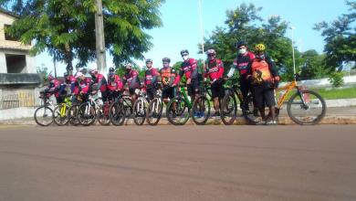 """Photo of Ciclistas realizam passeio na """"Trilha do Lago"""" em Bequimão-MA"""