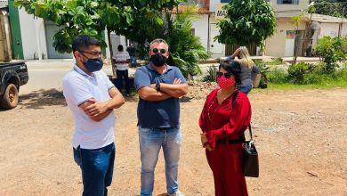 Photo of Agenda da vereadora Fátima Araújo foi extensa nesta terça-feira (11)
