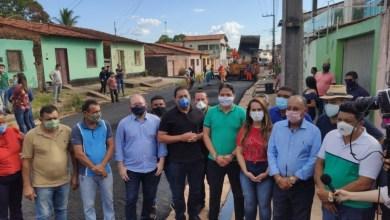 Photo of Emendas de Weverton, Othelino Neto e Thaíza garantem asfalto para Pinheiro-MA