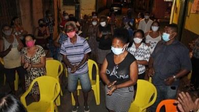 Photo of Vereadora Fátima Araújo reúne com moradores do bairro Pirapora