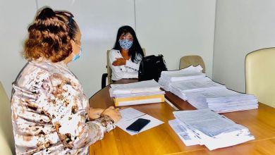 Photo of Agenda de reuniões de Fátima Araújo tem sido extensa