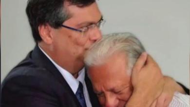Foto de Pai de Flávio Dino morre vítima do novo coronavírus
