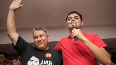 Foto de PT escolhe Honorato Fernandes para ser vice de Rubens Júnior