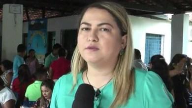 Foto de Divulgação de pesquisa de Camyla Jansen é suspensa pela Justiça em Cajari-MA