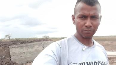 Foto de Ação de vândalos em Bequimão-MA, causa morte de líder quilombola