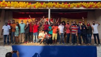 Foto de Em convenção, Heliezer Soares é oficializado candidato à prefeito de Peri-Mirim