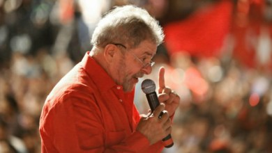 Foto de Lula critica discurso de Bolsonaro na 75ª Assembleia da ONU