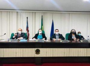 Foto de Marlene Monroe assume presidência da Câmara de Ribamar-MA
