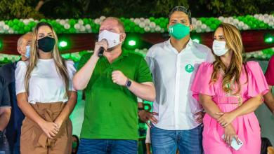 Foto de Convenção oficializa chapa de Luciano Genésio e Ana Paula em Pinheiro-MA