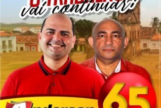 Foto de ALCÂNTARA-MA: Candidato a prefeito Anderson (PCdoB-65) inaugura Comitê Central neste sábado (3)