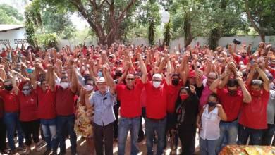 Foto de BEQUIMÃO-MA: Bernal declara apoio à candidatura de João Martins