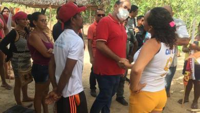 Foto de ALCÂNTARA-MA: Candidato Anderson visita mais povoados da zona rural