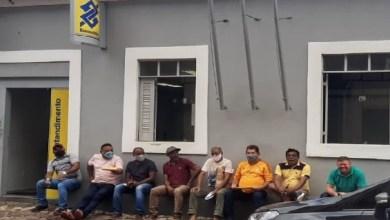 Foto de Banco do Brasil de Alcântara-MA maltrata seus clientes
