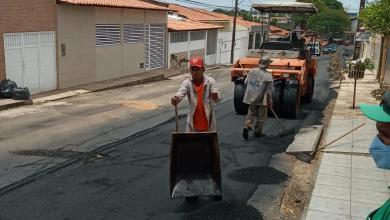 Foto de Prefeitura de São Luís reinicia Pavimentação no bairro João de Deus