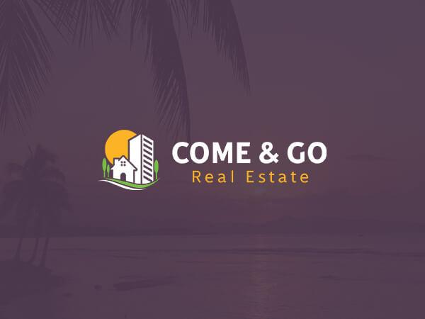 cg real estate logo design g7 studios