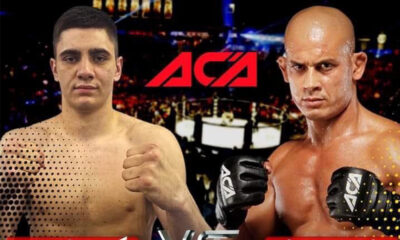 Baz Mohammad Mubariz loses to his Russian MMA Rival | Ariana News