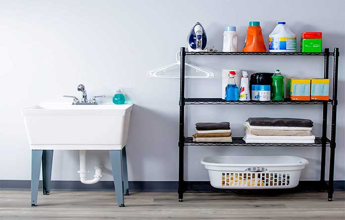 the best utility sinks for laundry room