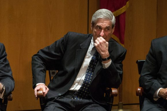 Robert Mueller, the special counsel investigating Donald Trump's links to Russia | Andrew Burton/Getty Images