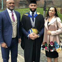 Pastor Paul Adefarasin's son graduates with a First class in Civil Engineering